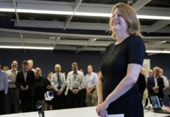 Sally Buzbee Executive Editor of Washington Post