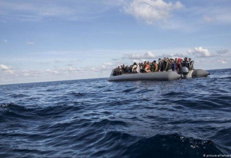 Sea migrants
