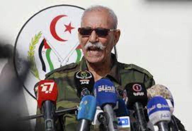 Secretary-General of Polisario front, Brahim Ghali