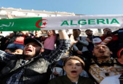 Street Protests in Algeria