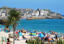 Summer holidays in UK