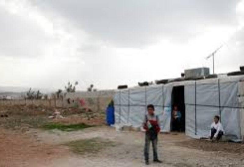 Syrian camp