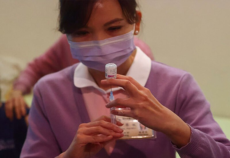Taiwan witnessing shortage in vaccines