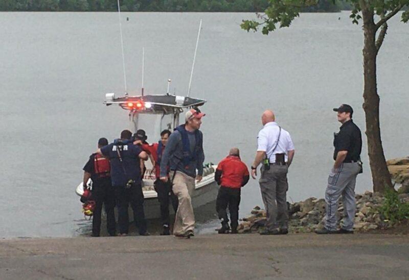 Tennessee lake, plane crash