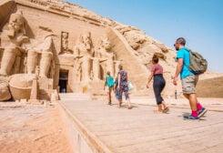 Tourism is a key pillar in Egypt's economy
