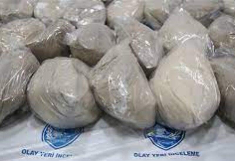 Turkey , smuggled heroin