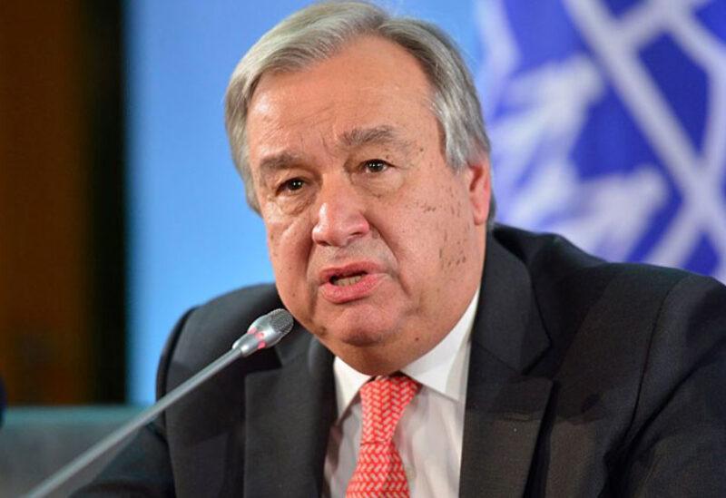U.N. Secretary-General Antonio Guterres