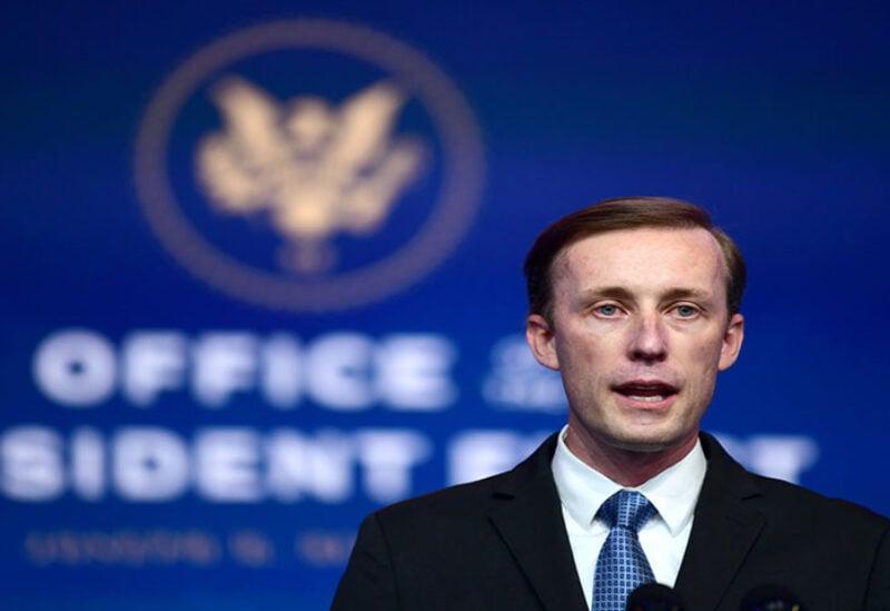 U.S. national security adviser Jake Sullivan