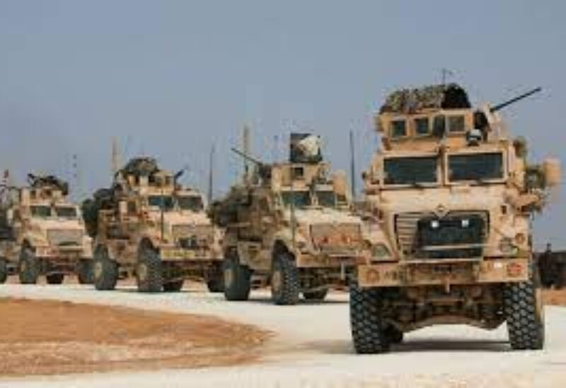 US convoy, Iraq Archive