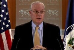 US special envoy to Yemen, Tim Lenderking