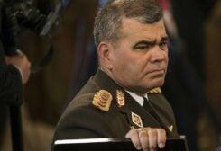 Venezuelan Defense Minister
