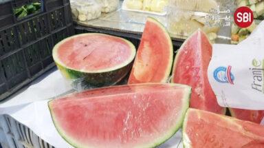 Watermelon prices in Lebanon