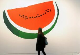Watermelon symbol of Palestine