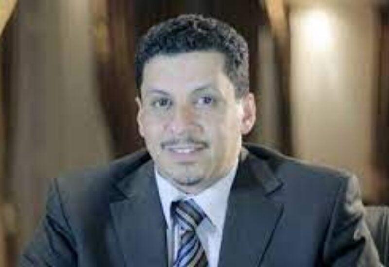 Yemen's foreign minister Ahmed Awad Bin Mubarak
