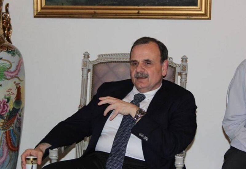 Dr Abdulrahman Bizri, chairman of the national committee for COVID-19 vaccination