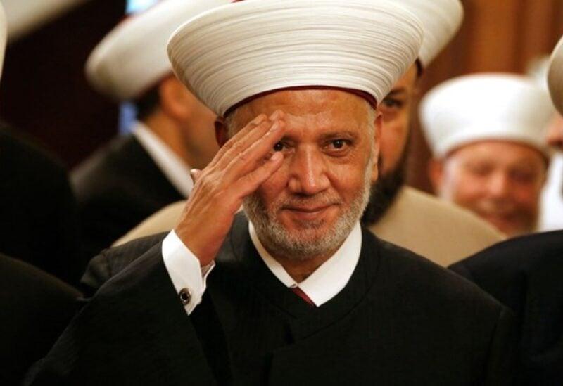 Grand Mufti Sheikh Abdel-Latif Derian