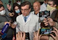 Physician Alexander Murakhovsky
