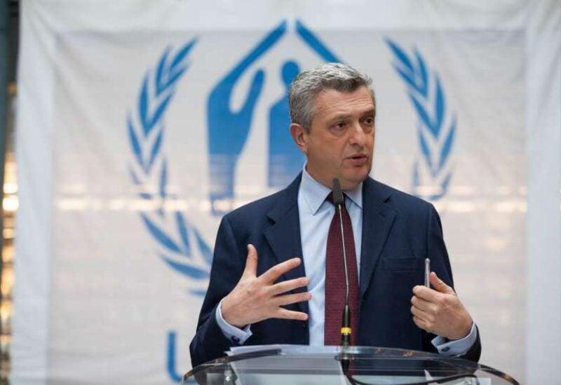 Filippo Grandi, U.N. High Commissioner for Refugees