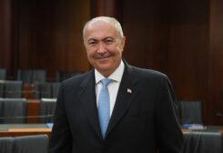Lebanese lawmaker Fouad Makhzoumi