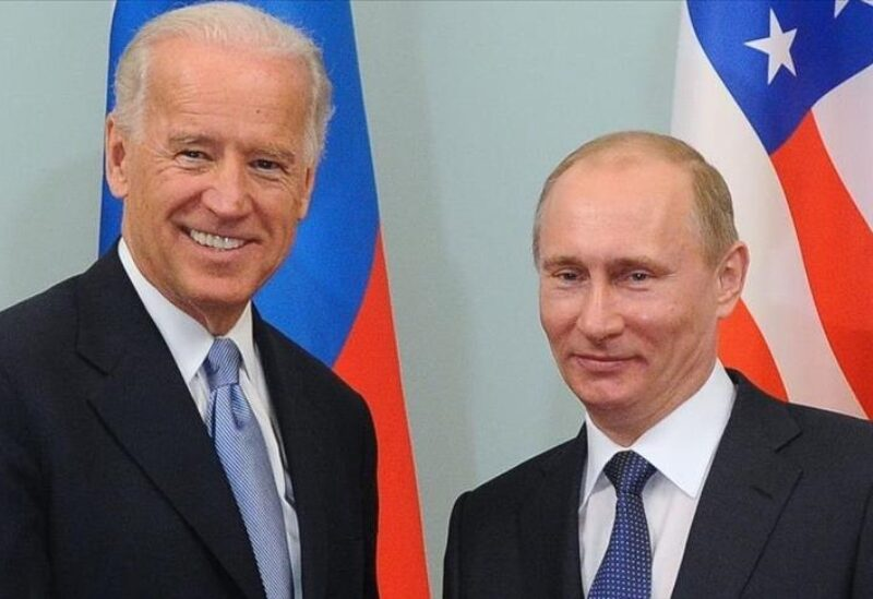 US President Joe Biden and Russia President Vladimir Putin