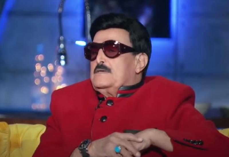 Egyptian comedian Samir Ghanem