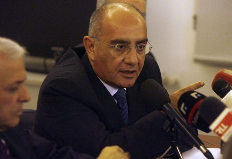 Former Lebanese lawmaker Fares Souaid