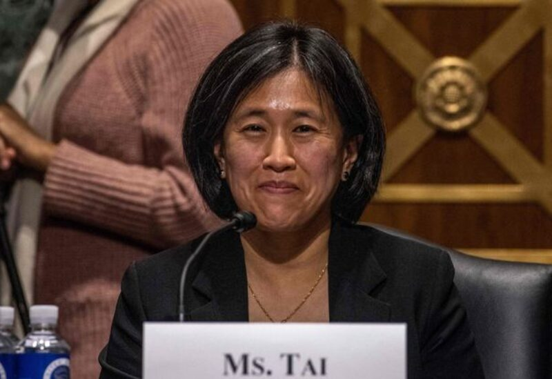 U.S. Trade Representative Katherine Tai