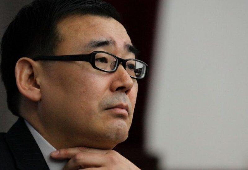 Pro-democracy blogger Yang Hengjun