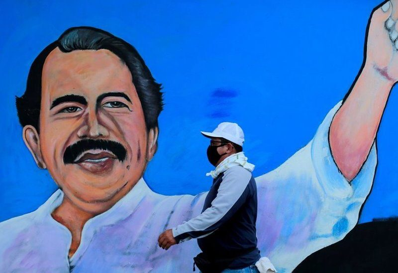 Daniel Ortega was first elected president of Nicaragua in 1984