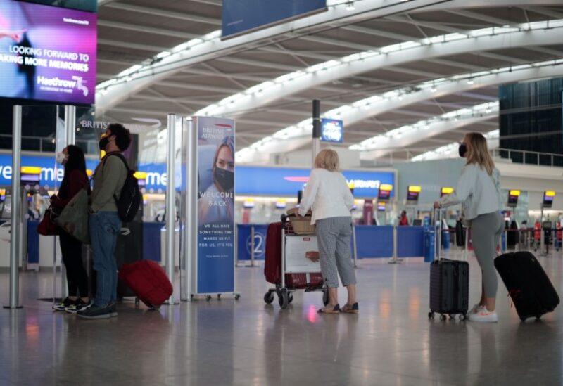 British travelers