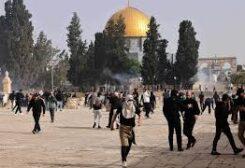 AL-Aqsa clashes archive