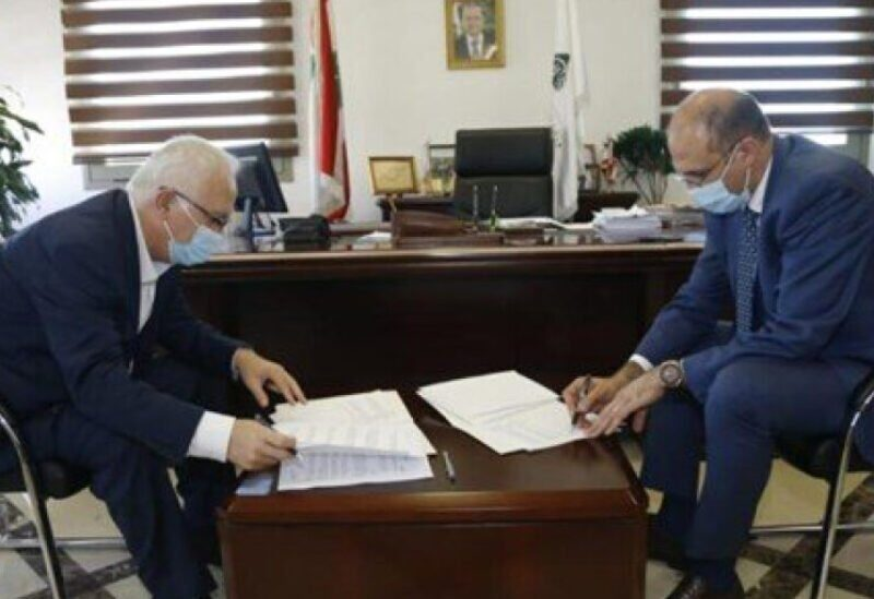 Agreement signed between Daher and Minister of Health