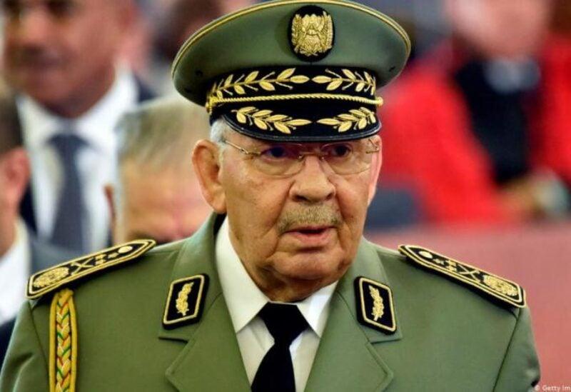 Algerian army chief of staff, Said Chengriha