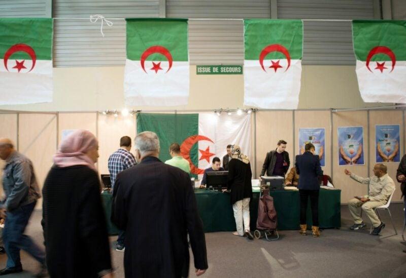 Algeria's election