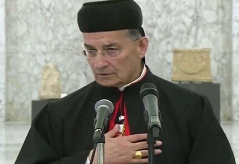 Maronite Patriarch Cardinal Bechara Boutros Rahi