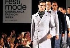 Casablanca fashion show, archive