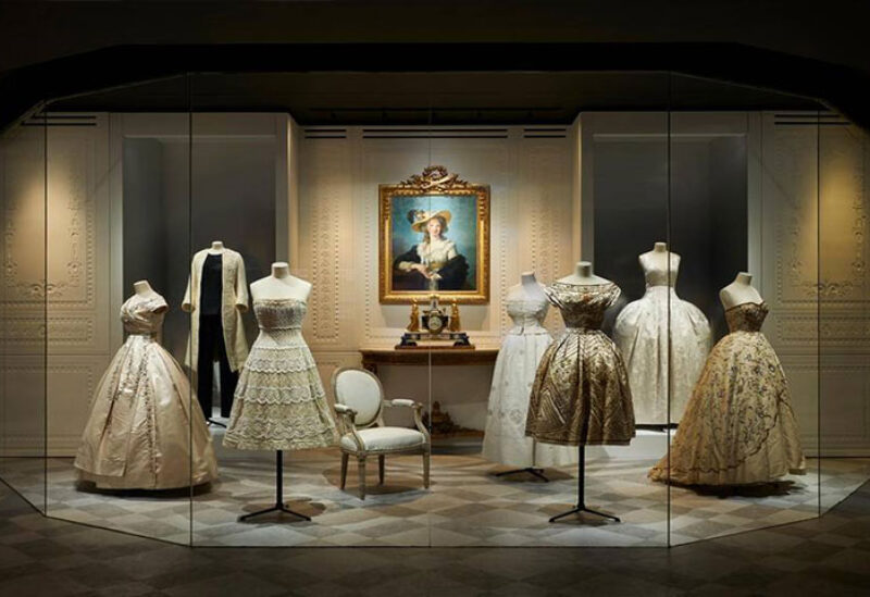 Christian Dior designs will appear in New York this fall