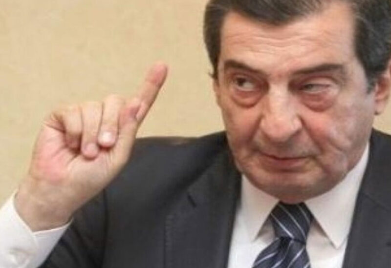 Deputy Parliament Speaker MP Elie Ferzli