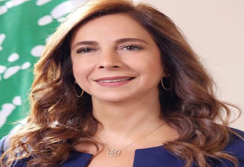 Deputy Prime Minister and Minister of Defense Zeina Akar