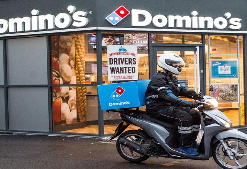 Domino's Pizza in UK