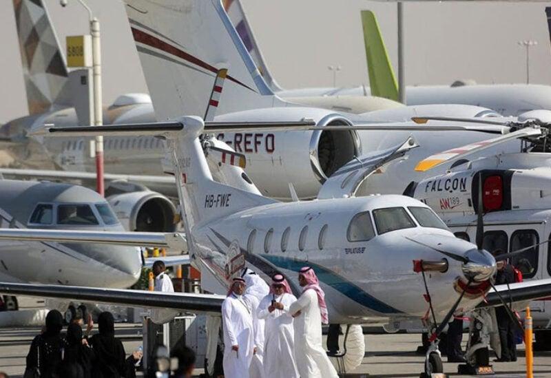 Dubai Airshow in Dubai