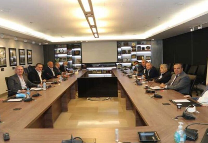 Economic bodies meeting with General Labor Union Delegation
