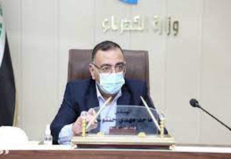 Former Iraq's Minister of Electricity, Majed Mahdi Hantoosh