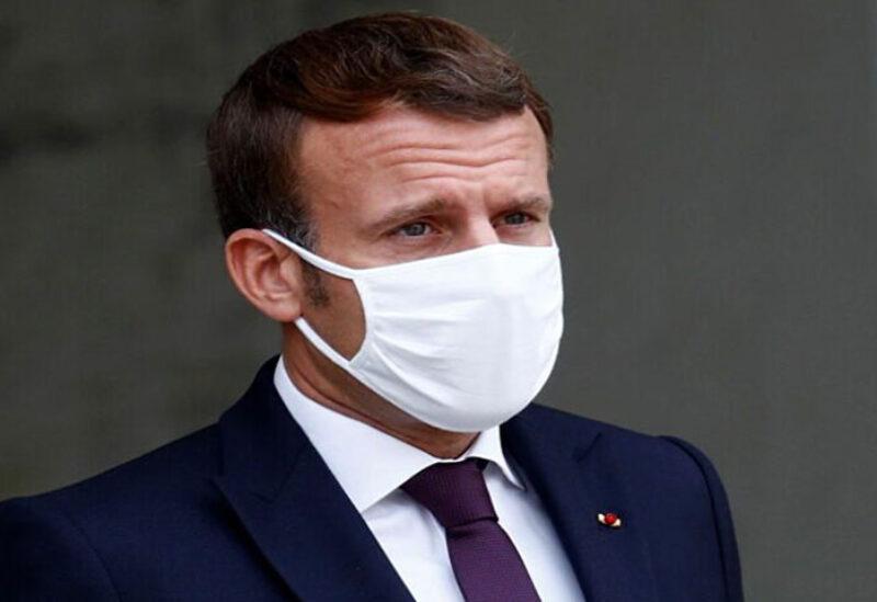 French President Emanuel Macron