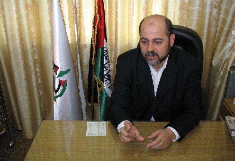 Hamas official Mousa Abu-Marzouq
