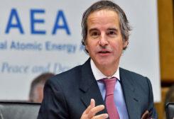 Head of the UN nuclear watchdog Rafael Grossi