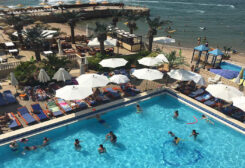 High occupancy rates in beach resorts give a boost to the tourism sector which has been struggling from pandemic