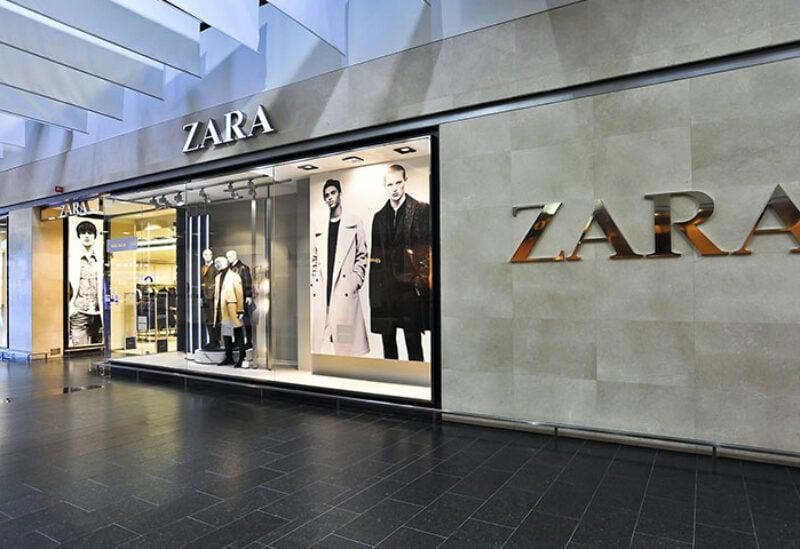 Inditex's Zara