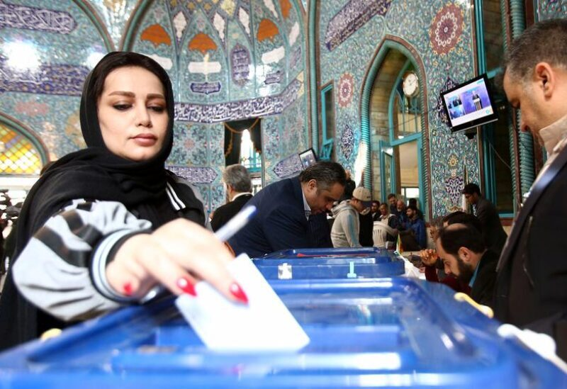 Iranian elections - archive