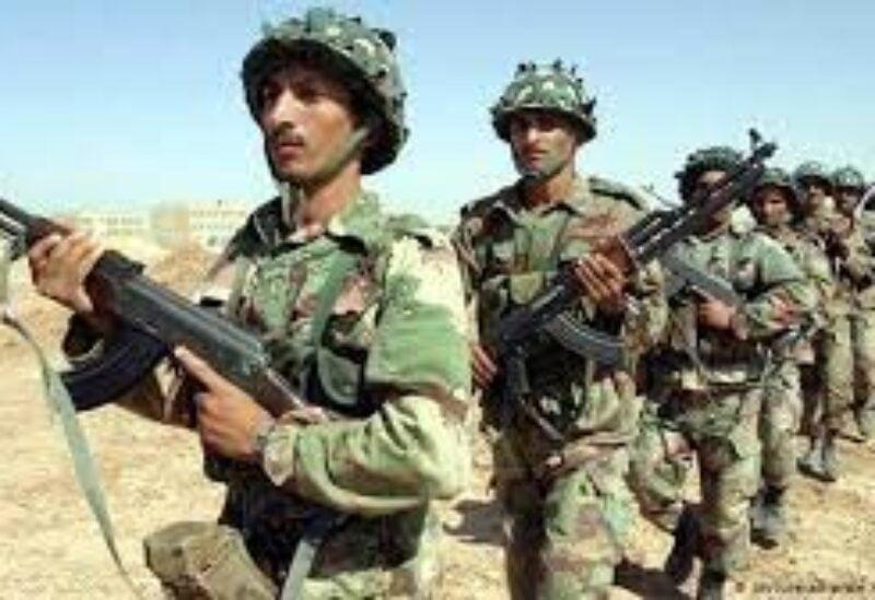 Iraq, military
